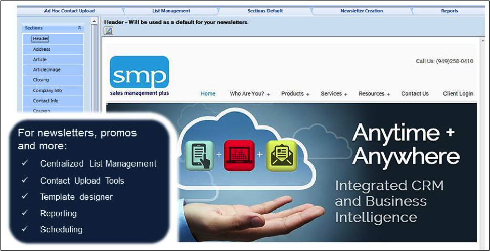 SMP Introduces The Newly Redesigned MarketPro