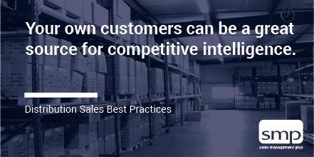 Profiling Customers For Competitive Intelligence