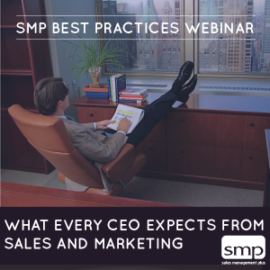 [Webcast Recording] What Every CEO Expects From Sales And Marketing