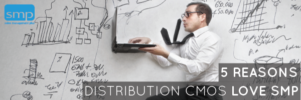 Five Reasons Distribution CMOs Love SMP