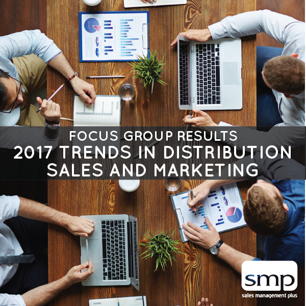 [Recording] 2017 Trends In Distribution Sales And Marketing