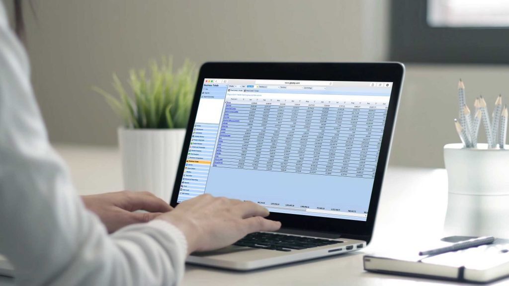 REPORTING – Pivot Tables