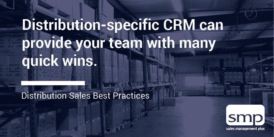 The Quick Wins Hiding In Your CRM System