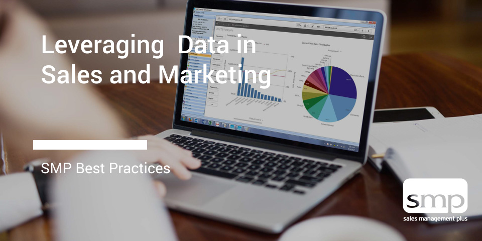 Blog Graphic – Leveraging Data In Sales And Marketing