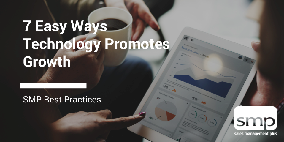 7 Easy Ways Technology Promotes Growth