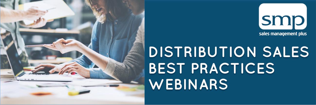 Distribution Sales Best Practices
