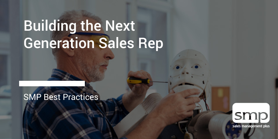 Building The Next Generation Distribution Sales Rep