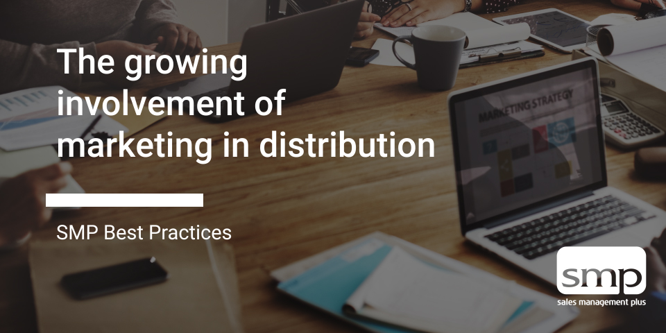 The Growing Involvement Of Marketing In Distribution