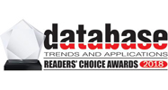 Database Trends and Applications 2018 Reader's Choice Awards
