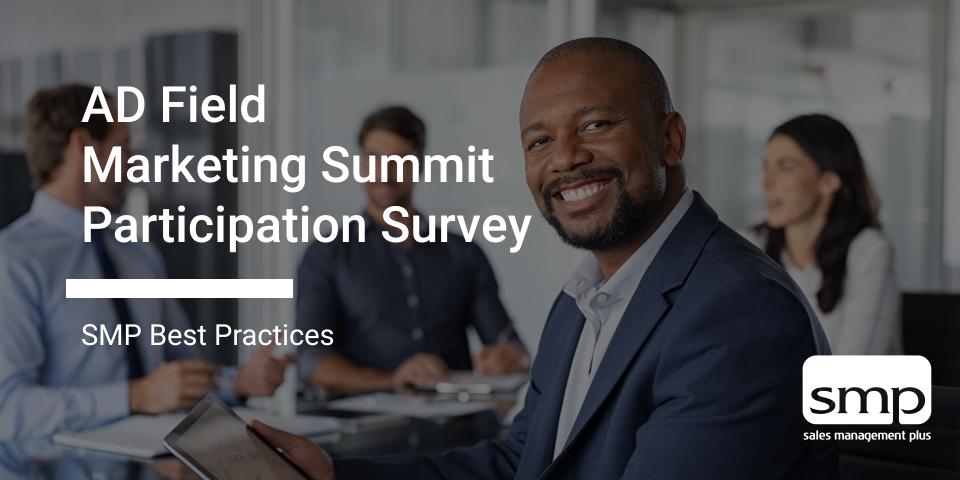 Webinar: AD Field Marketing Summit Participation Survey Results